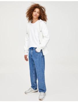 Wijde Pijpen Slouchy Jeans by Pull & Bear