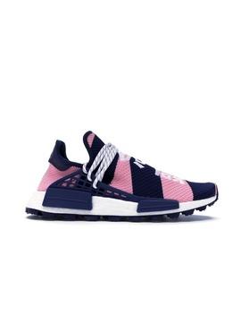 Adidas Nmd Hu Pharrell X Billionaire Boys Club Navy Pink by Stock X