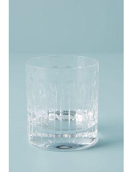 Soho Home X Anthropologie Greek Street Dof Glass by Soho Home X Anthropologie