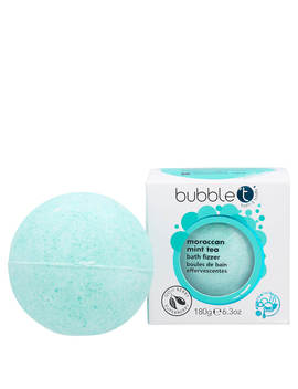 Bubble T Bath Fizzer   Moroccan Mint Tea 180g by Bubble T