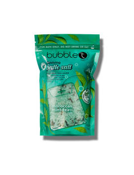 Bubble T Bath Salts Moroccan Mint Tea 500g by Bubble T