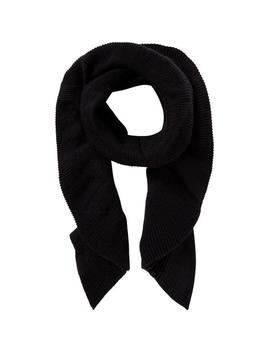 Pleated Knitted Scarf by Linea