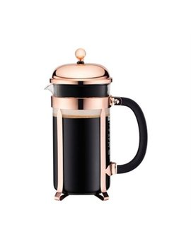 Bodum® Chambord 34 Oz. French Coffee Press – Copper by Bodum