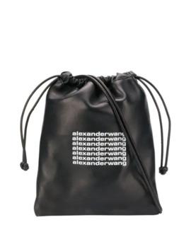 Drawstring Tote Bag by Alexander Wang