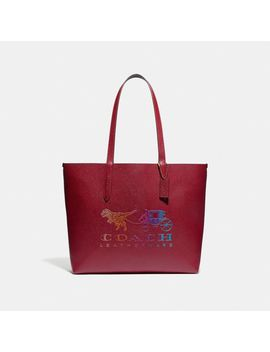 Highline Tote With Rexy And Carriage by Coach