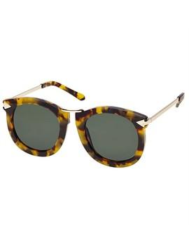 Super Lunar Sunglasses by Karen Walker