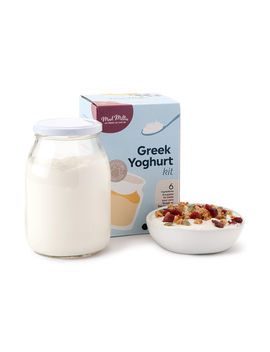 Make Your Own Greek Yogurt Kit by Uncommon Goods