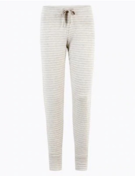 Flexifit™ Striped Lounge Leggings by Marks & Spencer