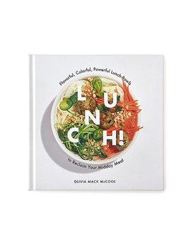Lunch! Cookbook by Uncommon Goods