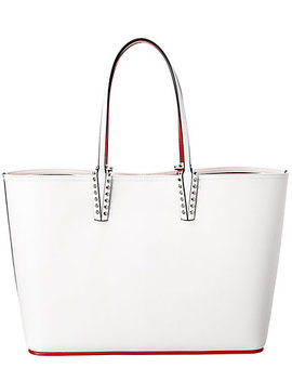 Christian Louboutin Cabata Leather Tote by Christian Louboutin