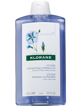 Volume Shampoo With Flax Fiber by Klorane