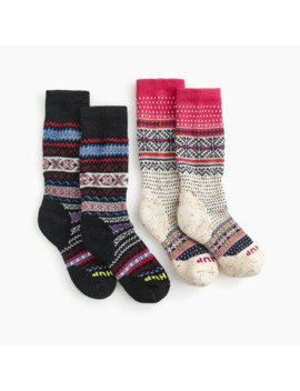 J.Crew X Chup™ Smartwool® Duo Pack by J.Crew X Chup™ Smartwool