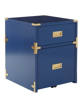 Osp Designs Wellington 2 Drawer File Cabinet by Hayneedle