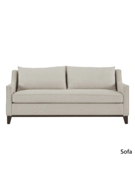 Copper Grove Harzburg Oatmeal Tweed Sofa And Loveseat Set   Sofa by Copper Grove