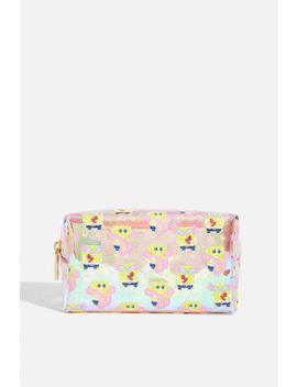 **Sponge Bob Makeup Bag By Skinnydip by Topshop