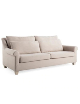 Bee & Willow™ Home Roll Arm Sofa In Mushroom by Bed Bath And Beyond
