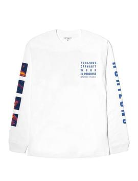 L/S Horizon T Shirt by Bodega