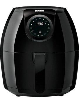 Pro Series 6qt Digital Air Fryer   Black by Bella