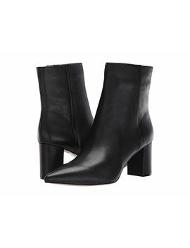 Leather Pointy Toe Maya Boot by J.Crew