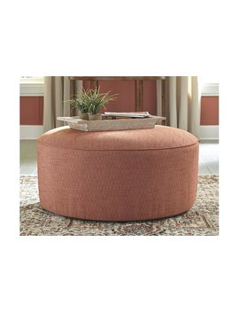 Almanza Oversized Accent Ottoman by Ashley Homestore