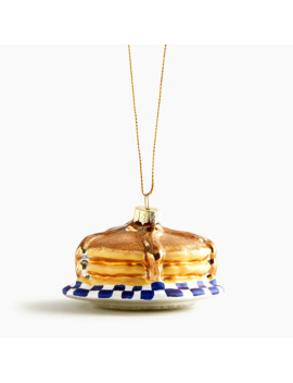 Pancake Short Stack Ornament by J.Crew