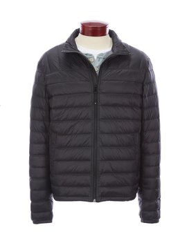 Down Pack Puffer Jacket by Solaris