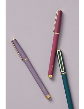 Catalina Pens, Set Of 3 by Anthropologie