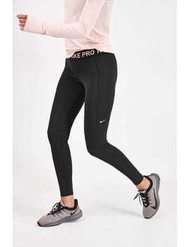 Nike Pro Black Warm Leggings by Next