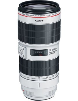 Ef 70 200mm F/2.8 L Is Iii Usm Optical Telephoto Zoom Lens For Canon Dsl Rs by Canon