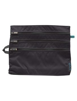 Flight 001 Black Seat Pak Organizer by Container Store
