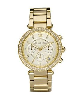 Ladies Parker Mid Size Chronograph by Michael Kors