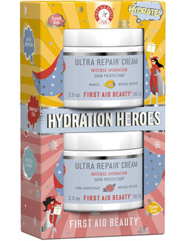 Hydration Heroes by First Aid Beauty