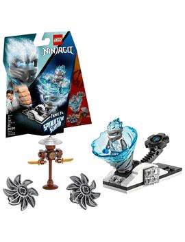 Lego Ninjago Spinjitzu Slam   Zane 70683 Ninja Toy Building Kit (63 Pieces) by Lego
