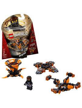 Lego Ninjago Spinjitzu Cole 70662 by Lego
