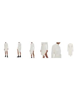Roza Rib Knit Sweater Dress by Allsaints