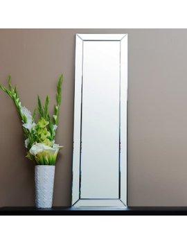 Abbyson Shelby Rectangular Wall Mirror by Hayneedle