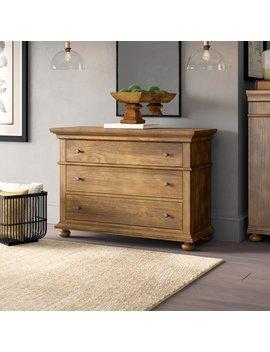 Dobson 3 Drawer Dresser by Birch Lane™ Heritage