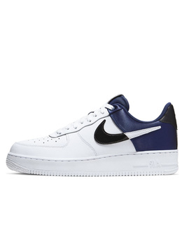 Nike Air Force 1 07 Lv8 Navy White | Bq4420 400 by The Sole Supplier