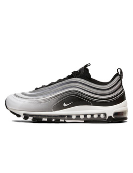 Nike Air Max 97 Black White Reflective by The Sole Supplier