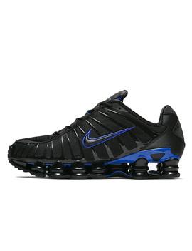 Nike Shox Tl Black Blue | Av3595 007 by The Sole Supplier