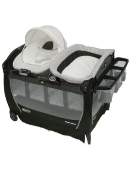 Graco® Pack 'n Play® Playard Snuggle Suite™ Lx In Pierce™ by Bed Bath And Beyond