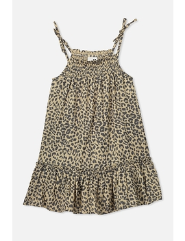 Lila Sleeveless Dress by Cotton On