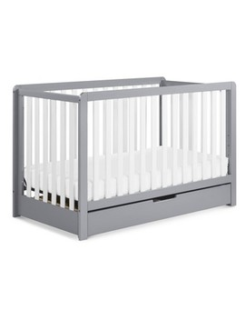 Carter's By Da Vinci® Colby 4 In 1 Convertible Crib With Trundle Drawer by Shop This Collection