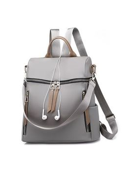 Bagshow   Faux Leather Backpack by Bagshow