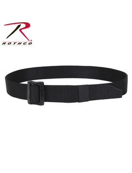 Rothco Deluxe Bdu Belt With Security Friendly Plastic Buckle by Rothco
