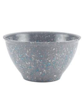 Rachael Ray Melamine Garbage Bowl, Sea Salt Gray by Rachael Ray