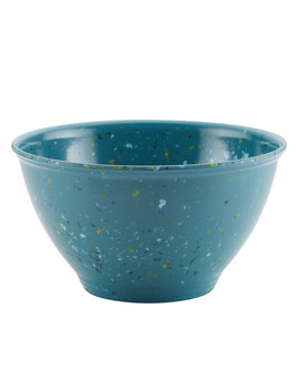 Rachael Ray Kitchenware Garbage Bowl, Agave Blue by Rachael Ray