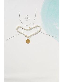 Lourdes Necklace by Serefina
