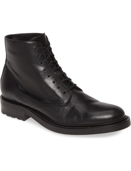 Army Plain Toe Boot by Saint Laurent