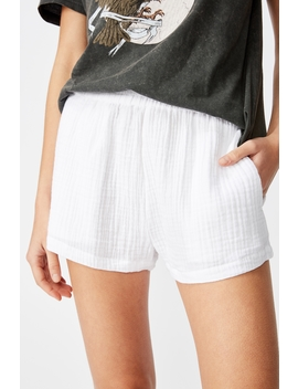 Cheesecloth Short by Cotton On